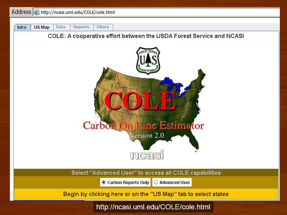 http://ncasi.uml.edu/COLE/cole.html