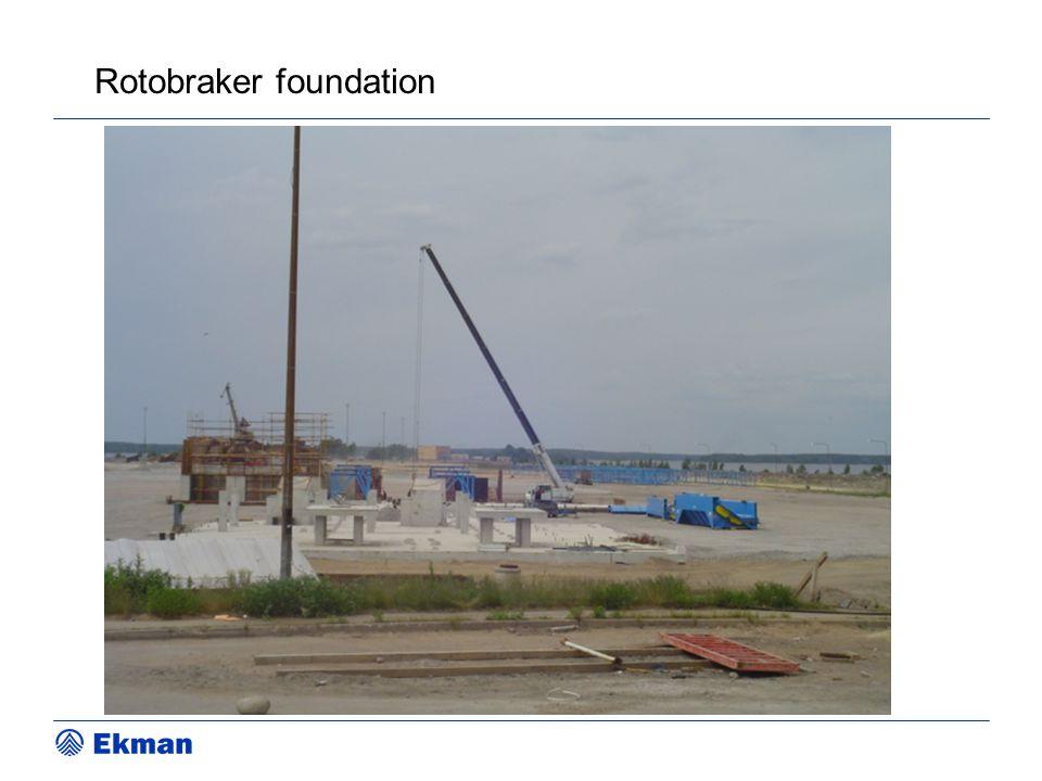 Rotobraker foundation