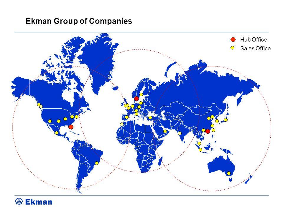 Ekman Group of Companies Sales Office Hub Office