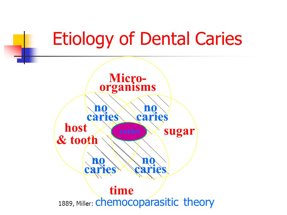 Classification according to the involving site Occlusal caries Root caries Smooth surface caries Linear enamel caries