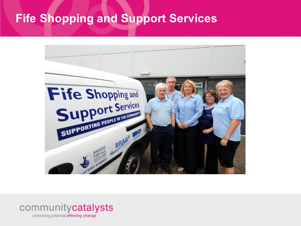 Fife Shopping and Support Services