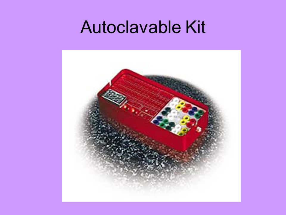 Autoclavable Kit