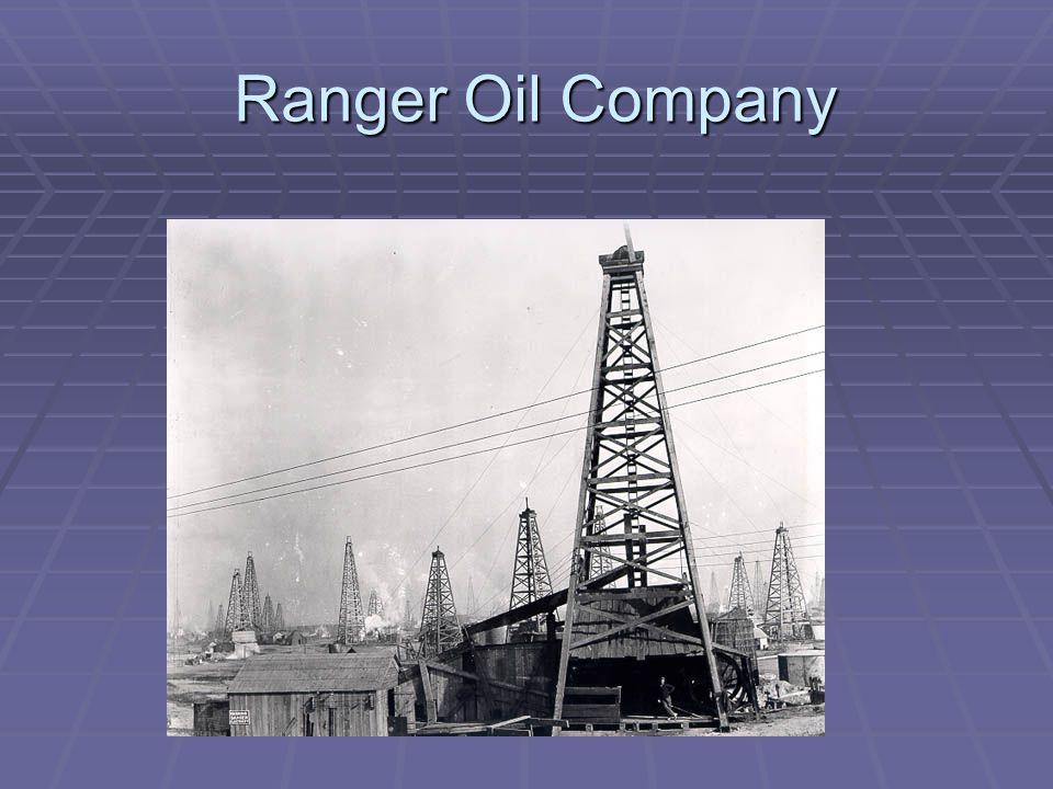 Ranger Oil Company