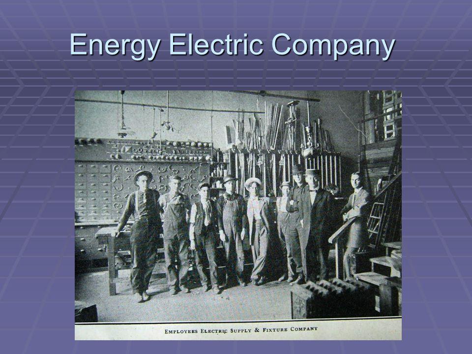 Energy Electric Company