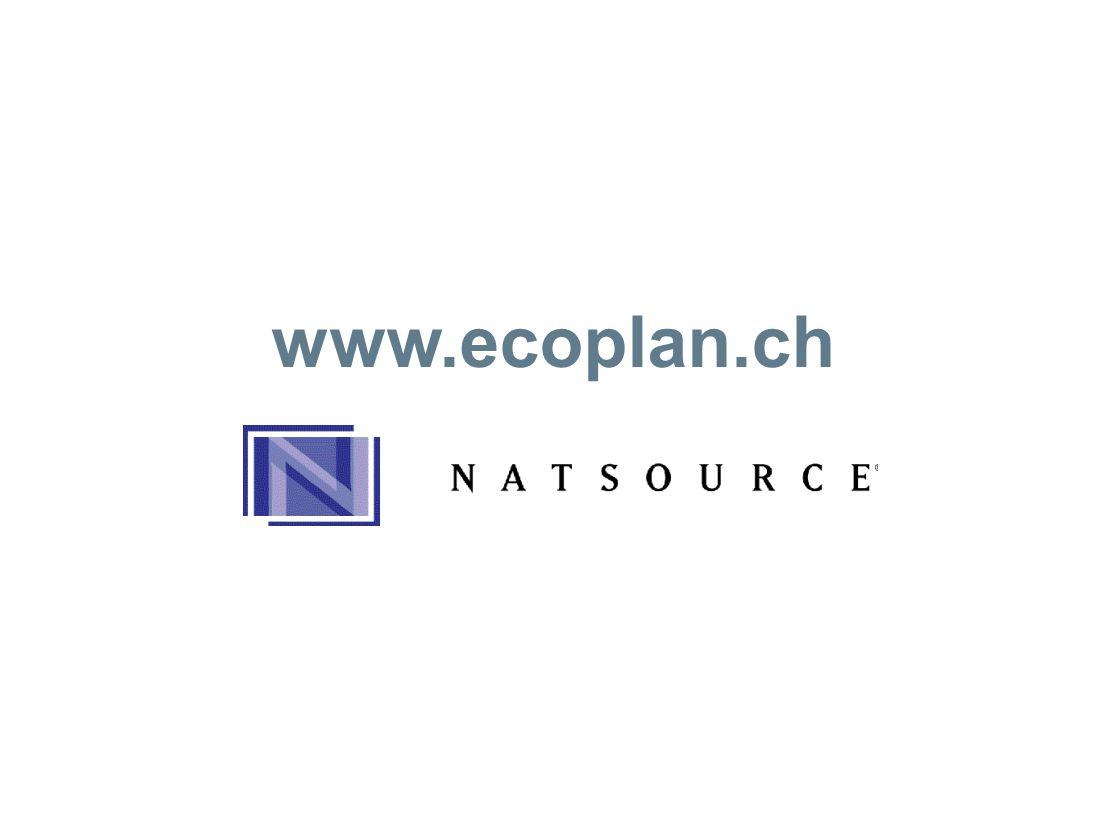 ECOPLAN 21 www.ecoplan.ch