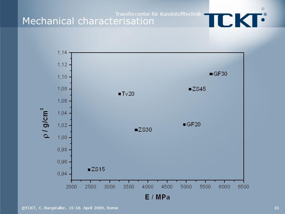 Transfercenter für Kunststofftechnik ©TCKT, C. Burgstaller, 15-18.