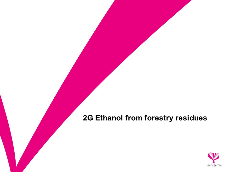 2G Ethanol from forestry residues