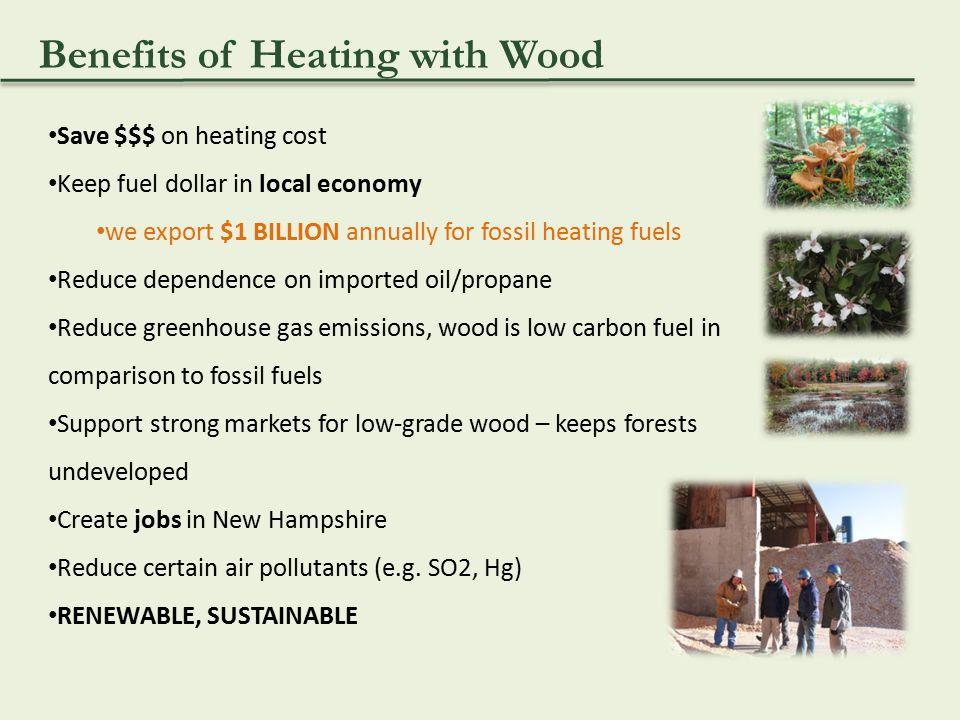 Merrimack Valley Schools District Heating Plant, Penacook 5 MMBTU boiler heats 250,000 square feet in four buildings with hot water grid Wood Chip Heating Plant
