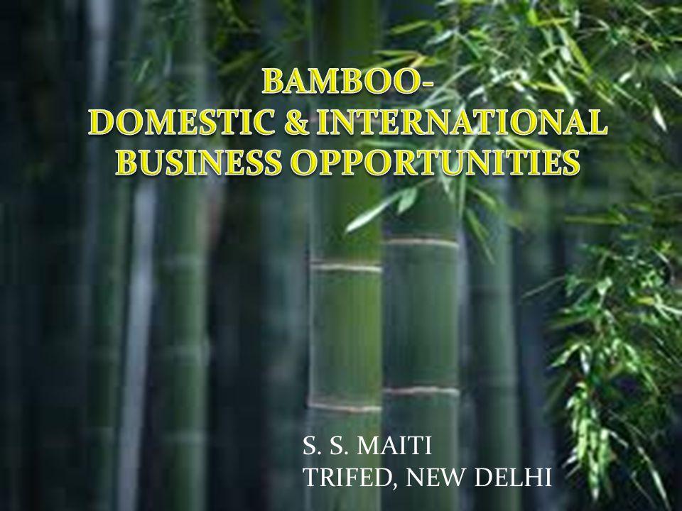 S. S. MAITI TRIFED, NEW DELHI