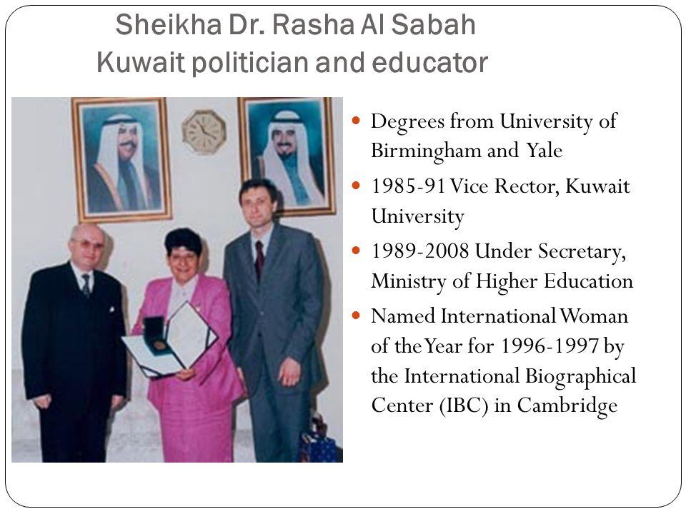 Sheikha Dr.