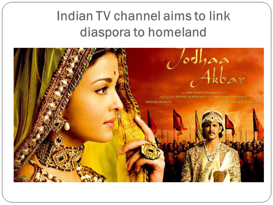 Indian TV channel aims to link diaspora to homeland