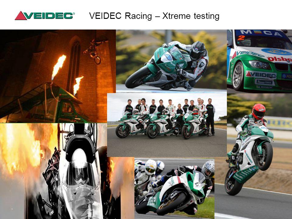 VEIDEC Racing – Xtreme testing