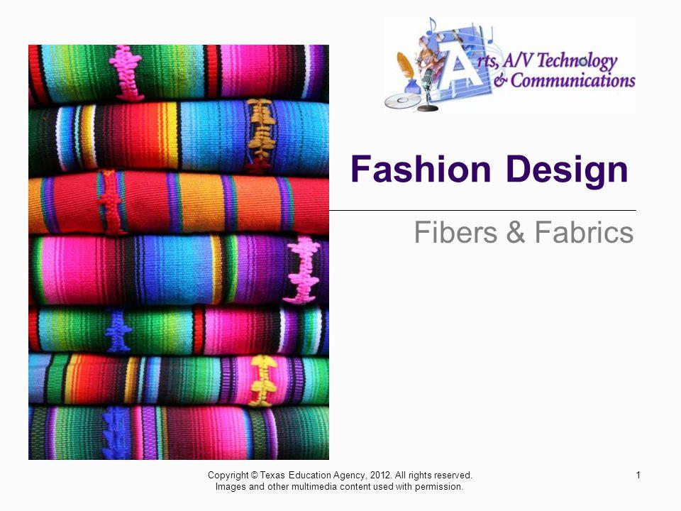 Jacquard Weaving Copyright © Texas Education Agency, 2012.