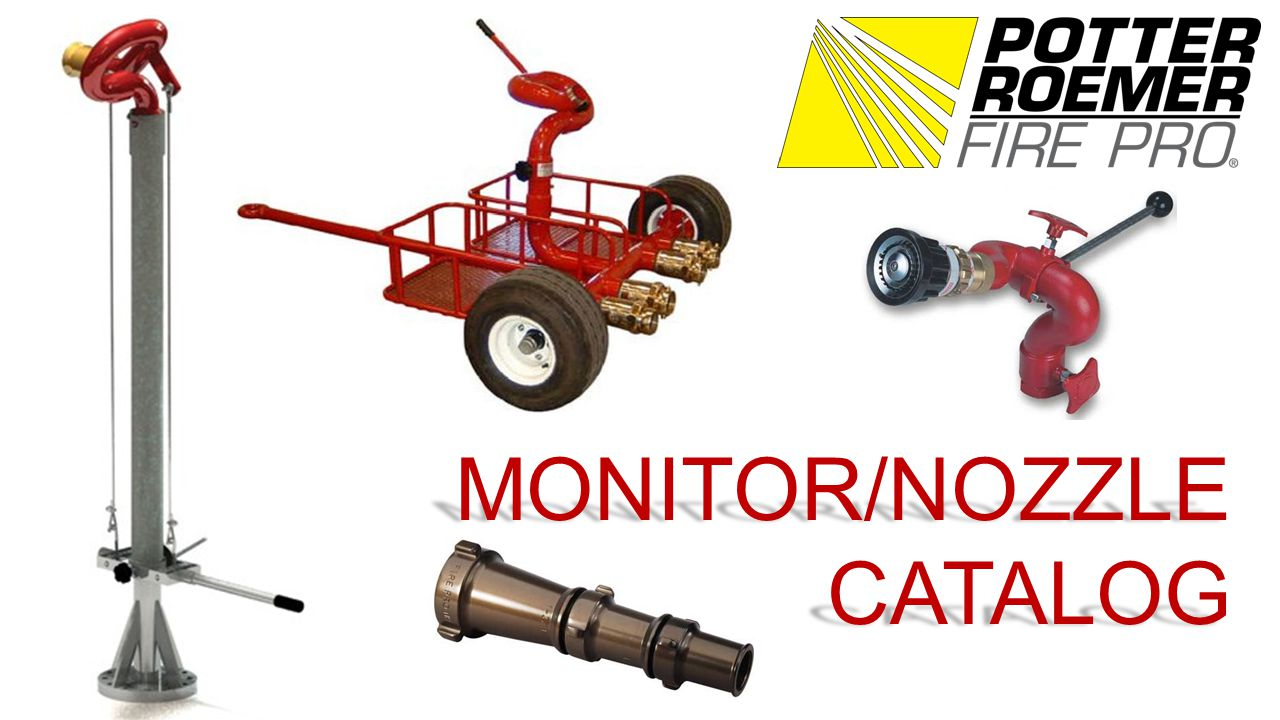 MONITOR/NOZZLE CATALOG
