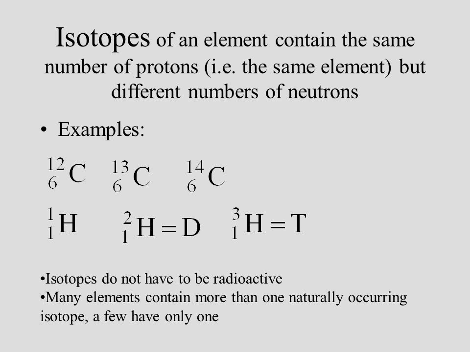 Problem: if we know the number of protons and electrons in an atom, can we get the mass of an atom.