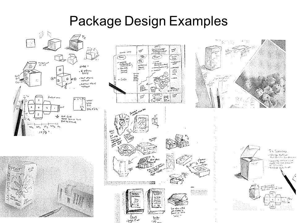 Package Design Examples