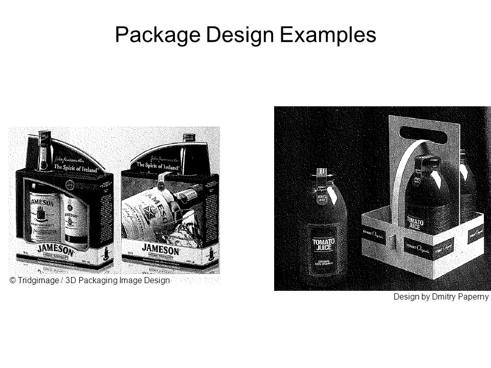 Package Design Examples Design by Dmitry Paperny © Tridgimage / 3D Packaging Image Design
