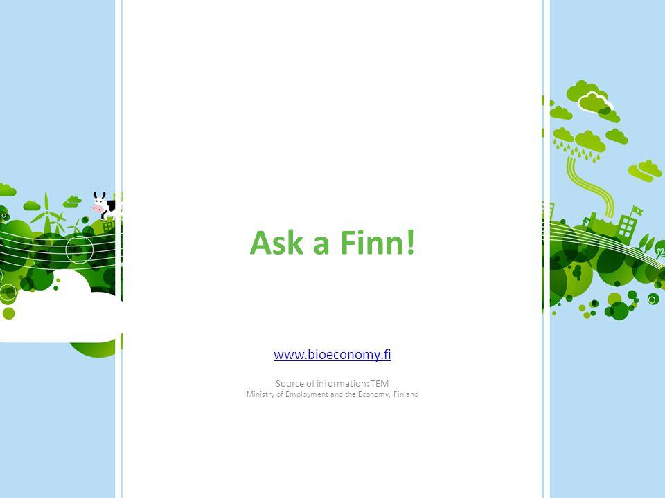 Ask a Finn.