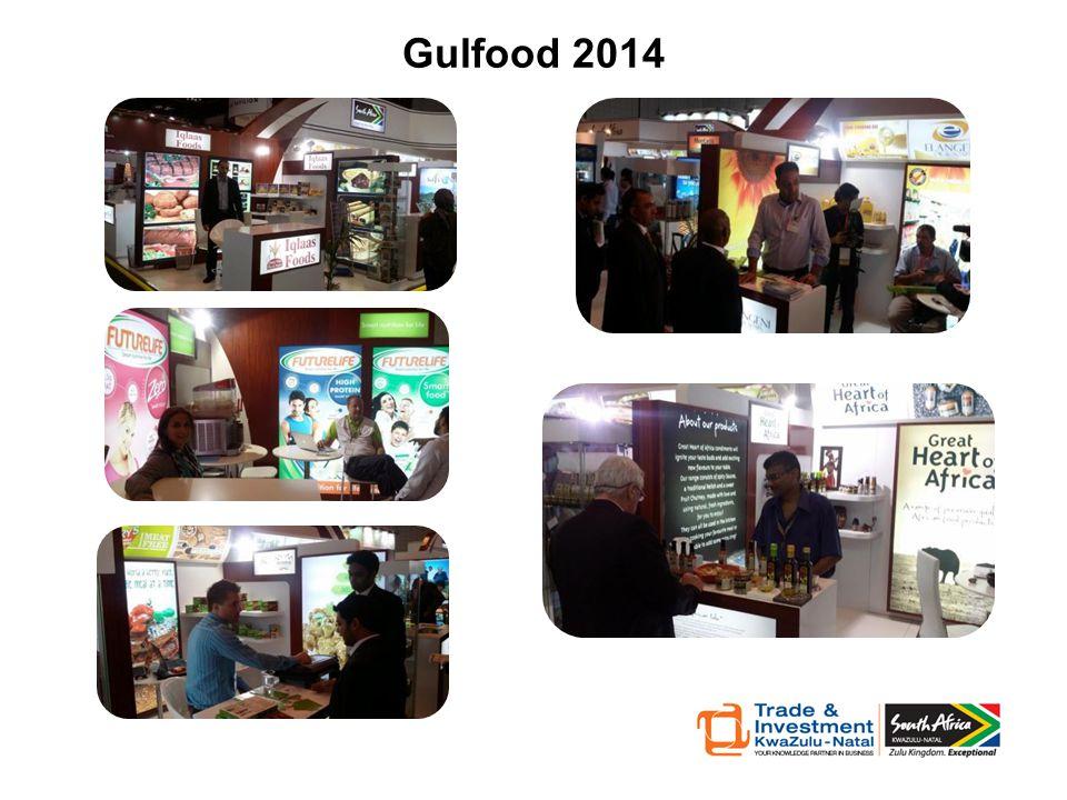 Gulfood 2014