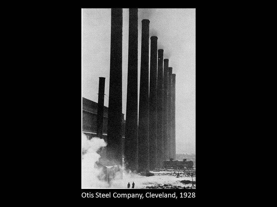Otis Steel Company, Cleveland, 1928