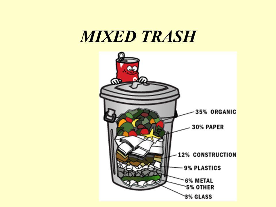 MIXED TRASH