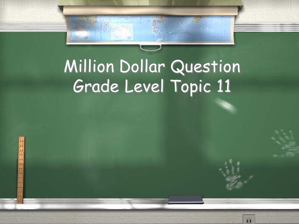 1st Grade Topic 10 Answer Polluted rain Return