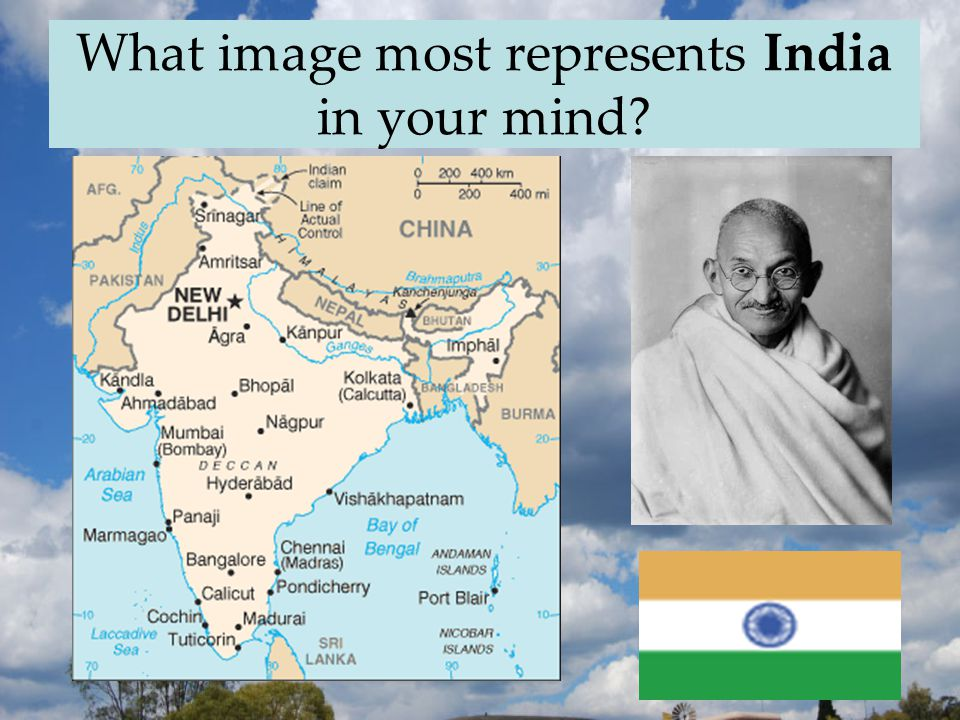 What image most represents India in your mind