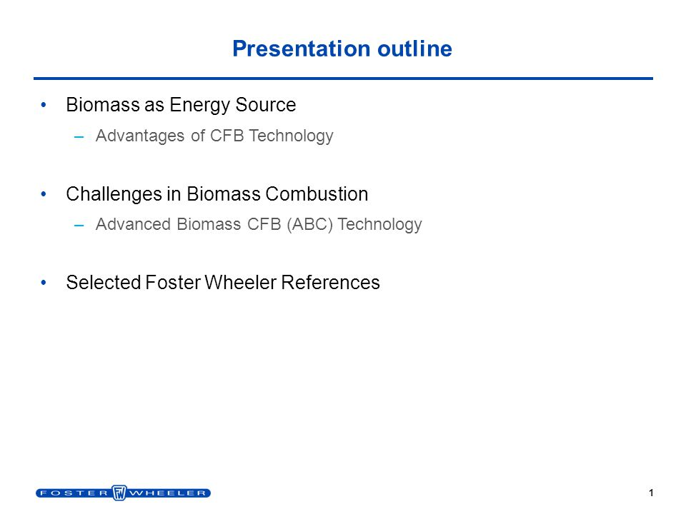 2 Biomass as Energy Source