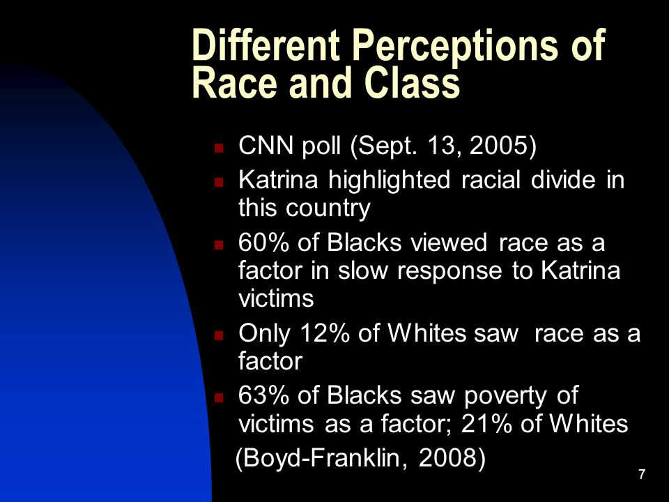 38 When a Black Client Raises the Issue of Race or Racism Be open Say Tell me more about it. Elicit the Client's narrative or story about the experience Ask what the client was feeling when the incident occurred Validate the client's feelings In Cross-racial situations, ask how the client feels discussing this issue with a White therapist