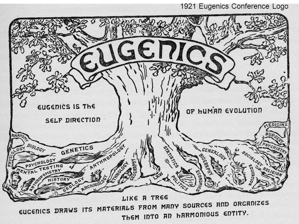 1921 Eugenics Conference Logo