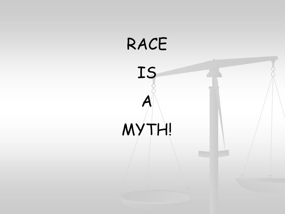 IS A MYTH!
