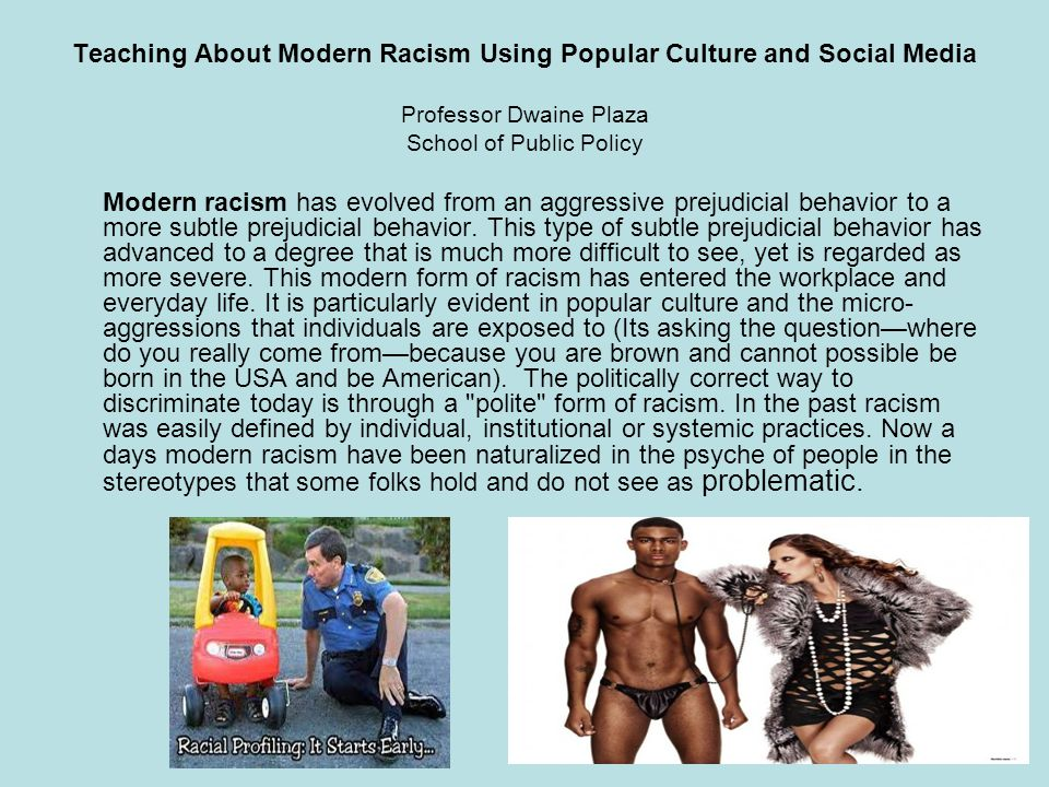 Modern Racism– Halloween Micro-Aggressions An example: of Micro Aggressions in the Questions being asked An example of Micro Aggressions Across gender
