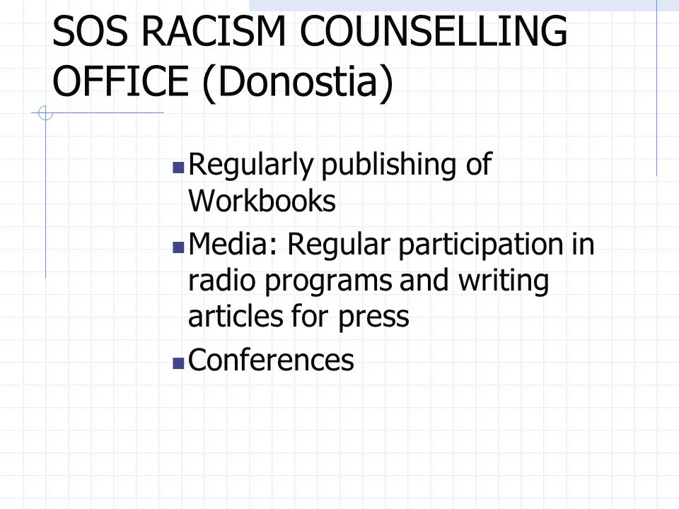 Regularly publishing of Workbooks Media: Regular participation in radio programs and writing articles for press Conferences