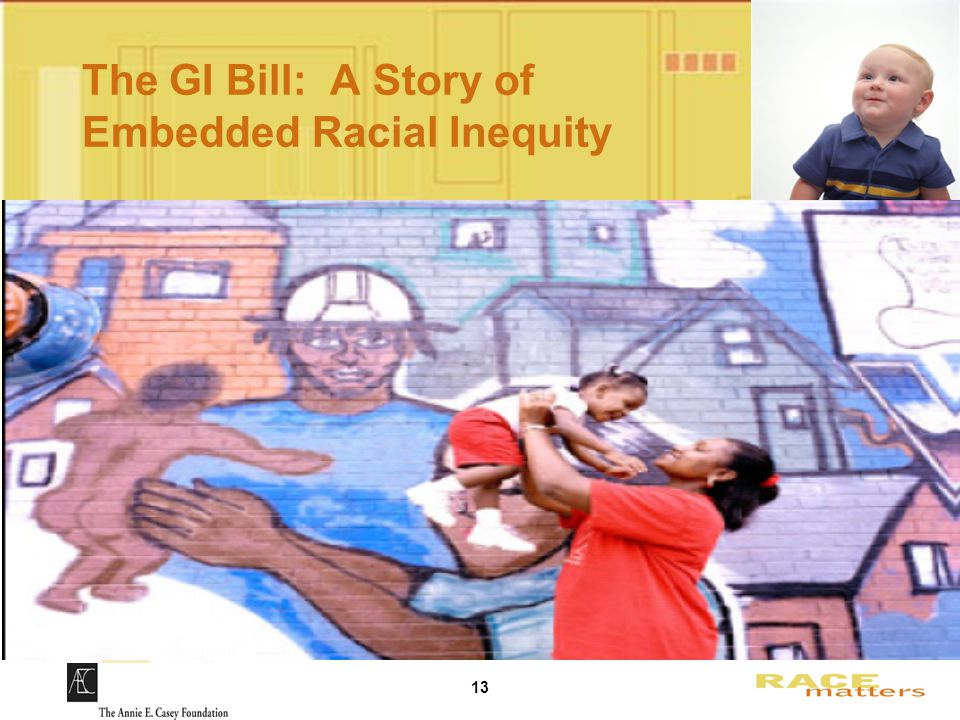 13 The GI Bill: A Story of Embedded Racial Inequity