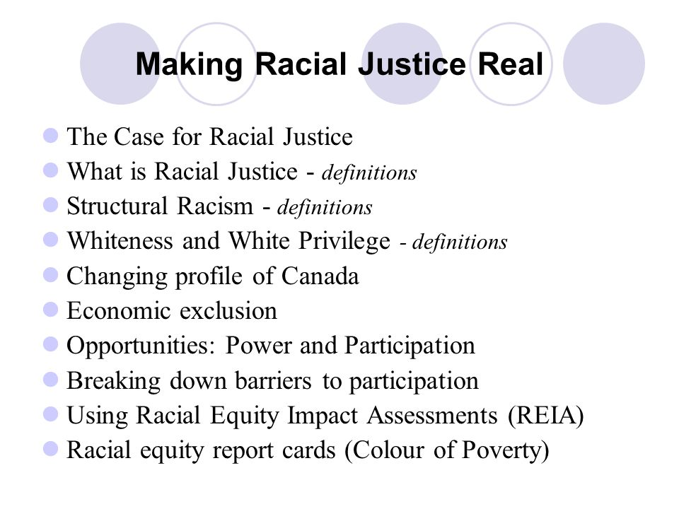 Making Equal Rights Real Conference, Montreal May 01 2010 Making Racial Justice Real Grace-Edward Galabuzi Ryerson University