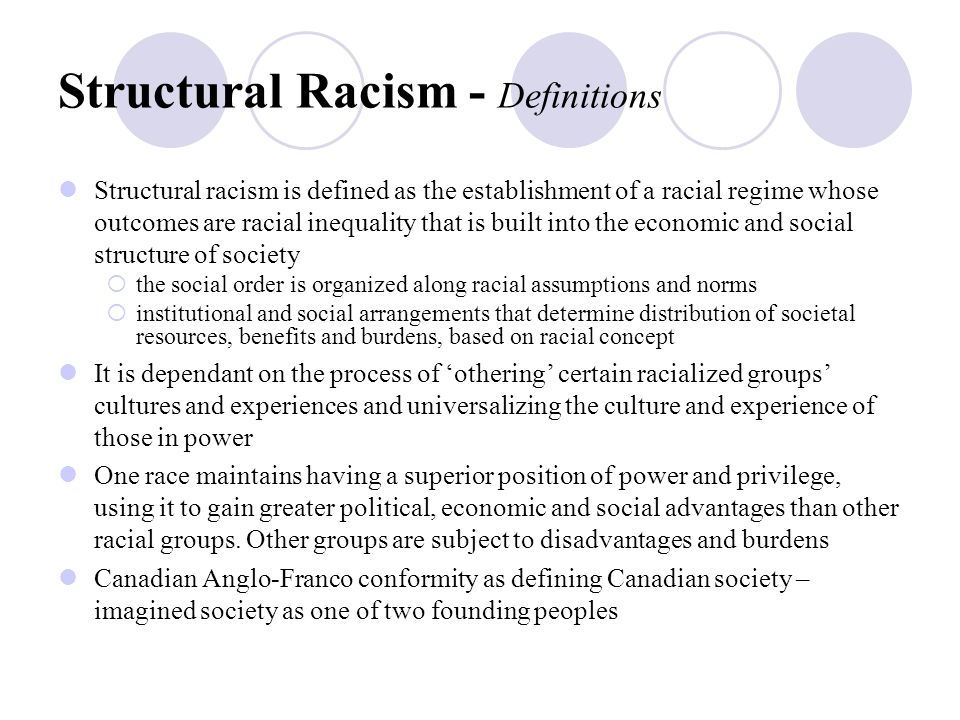 ' Race' and Racialization - Definitions 'Race' is a socially constructed concept that is used to establish categories of people within the human family Historically, it has relied on bio-cultural distinctions, such as phenotype, ethnicity but also religion from time to time It enables the establishment of racial hierarchies in political, economic and social life through a process called racialization.