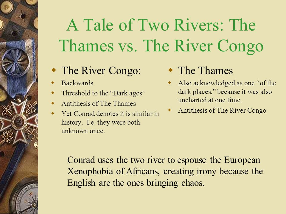 A Tale of Two Rivers: The Thames vs.
