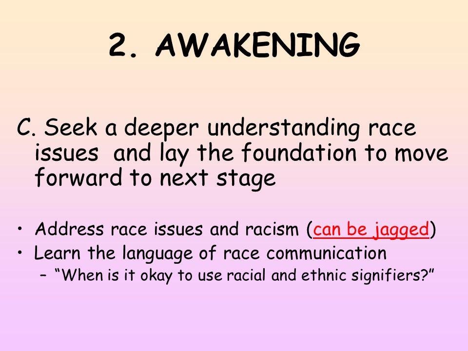 2. AWAKENING C.