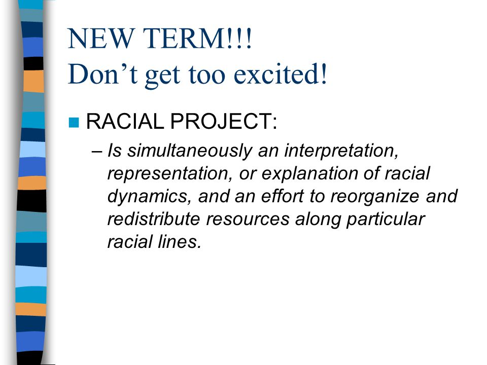 NEW TERM!!.Don't get too excited.