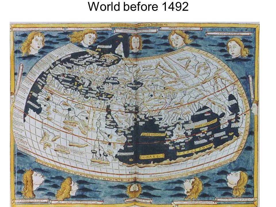 World in 1587