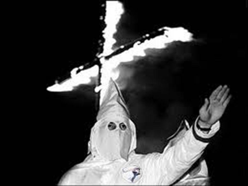 Racism is Everywhere! Brandon VanEmburgh C Period