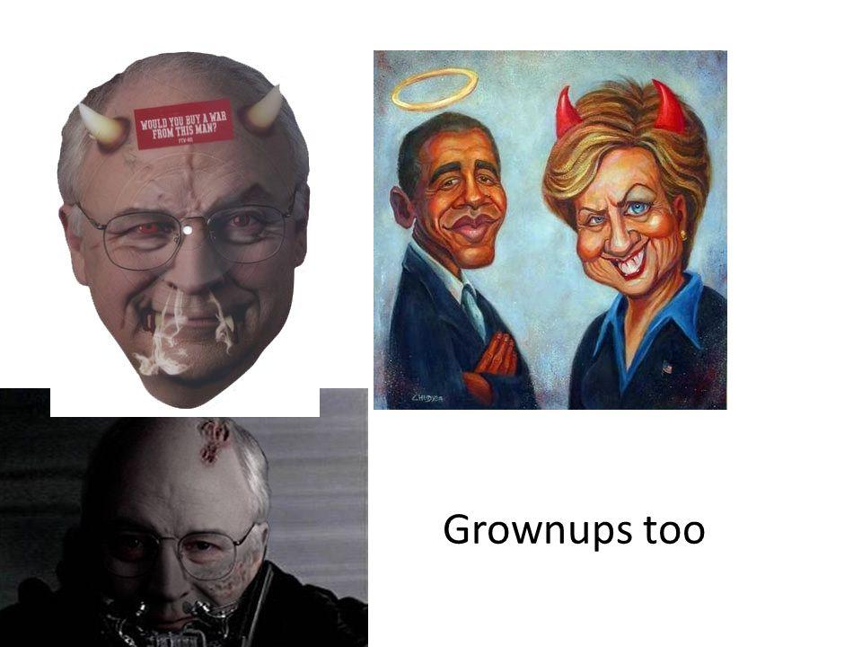 Grownups too