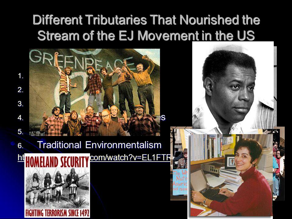 Bullard's New Environmental Justice Framework 1.