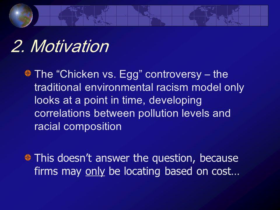 2. Motivation The Chicken vs.