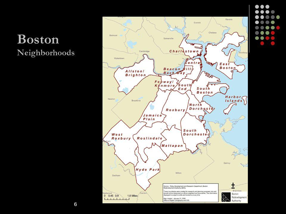 Boston Neighborhoods 6
