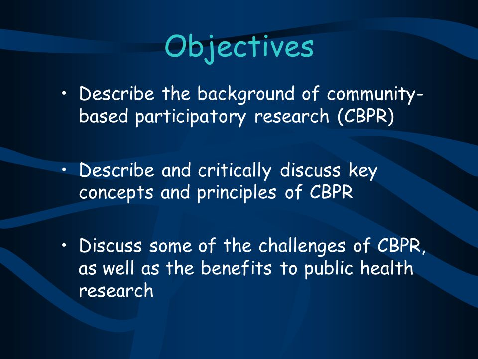 Community-Campus Partnerships for Health Available from: http://depts.washington.edu/ccph/commbas.html#Conf
