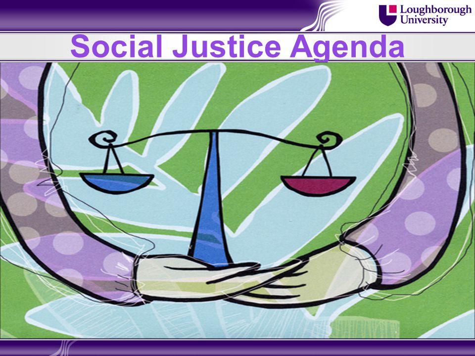 Social Justice Agenda
