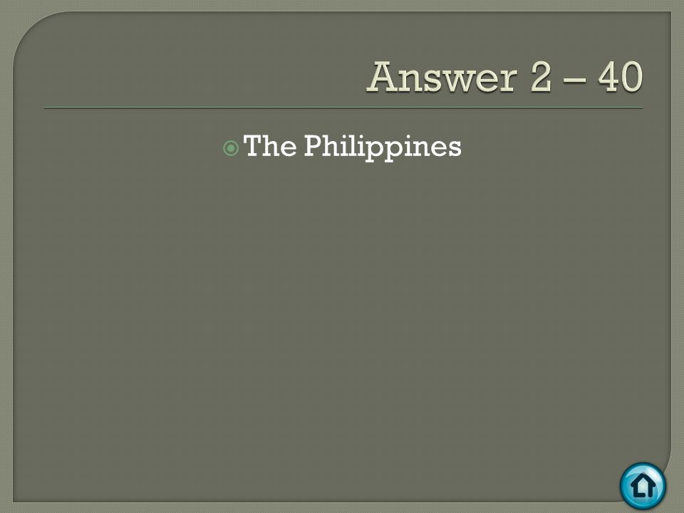 The Philippines