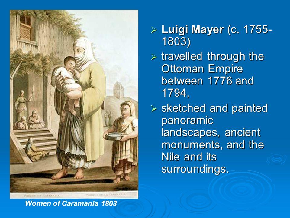  Luigi Mayer (c.