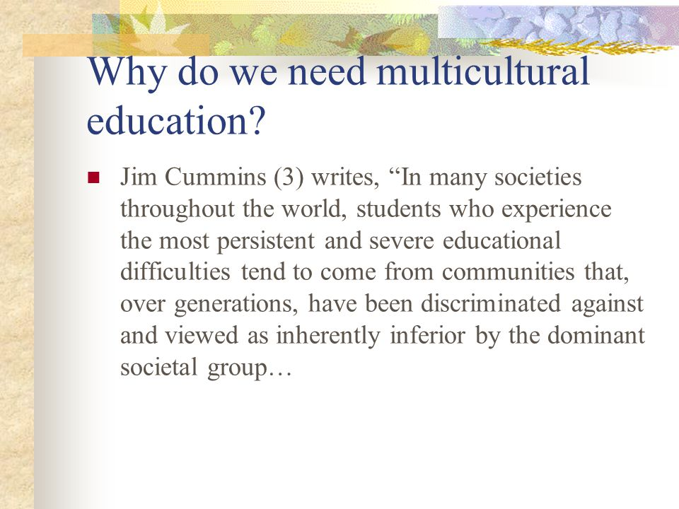 Culture, Community, & Education Emphasize community, culture, and tradition Native beliefs and value systems Acculturation—blending traditional values & principles with current & appropriate educational concepts, technologies and content Applying what they learn in the classroom to the communities in which they live Studies supporting culturally linked school programs